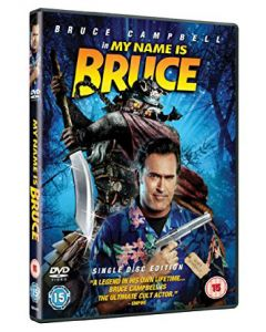 Dvdfilm My Name is Bruce