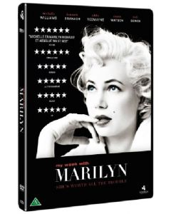 Dvdfilm My Week with Marilyn