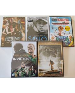 Dvd filmpakke 1 - Familefilm 15 spændende film samlet