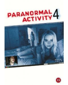 Dvdfilm Paranormal 4 Activity