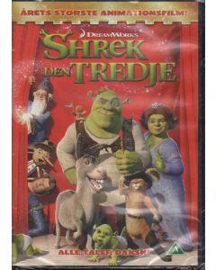 Dvdfilm Shrek den Tredie