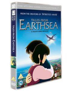 Dvdfilm tales from earthsea
