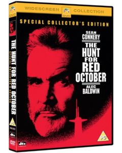 Dvdfilm the hunt for red october