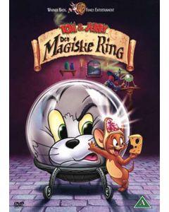 Dvdfilm tom & jerry den magiske ring