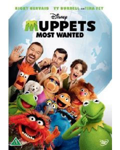 Dvdfilm Muppets Show - Most Wanted (Walt Disney)