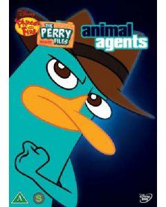 Dvdfilm Phineas and Ferb - Animal Agents (Walt Disney)