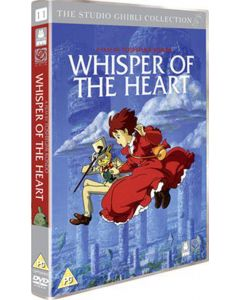 Dvdfilm whisper of the heart