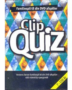 Parti på 100 stk af Familiespillet Clip Quiz