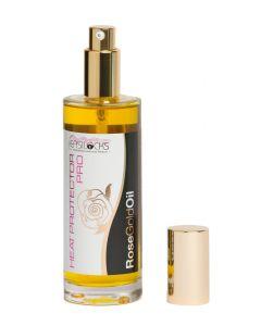 Easilocks heat protector pro rose gold oil 100ml