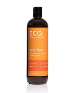 ECO. Modern essentials body wash with tangerine nutmeg & ylang ylang 500ml