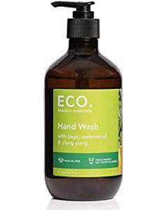 ECO. Modern essentials hand wash with sage cedarwood & ylang ylang 500ml