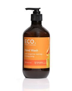 ECO. Modern essentials hand wash with tangerine nutmeg & ylang ylang 500ml