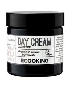 Ecooking dagcreme organic & natural ingredients 50ml