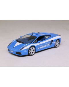 Editions atlas collection police cars lamborghini polizia