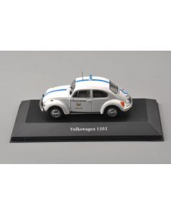 Editions atlas collection police cars volkswagen 1302