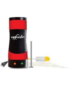Eggmaster vertical grill egg cooker rød
