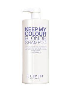 Eleven australia keep my colour treatment blonde shampoo 960ml