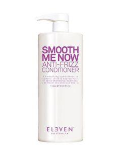 Eleven australia smooth me now anti-frizz conditioner 1L