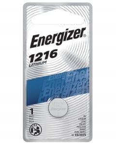 Energizer batteri 1216 lithium