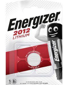 Energizer batteri 2012 lithium