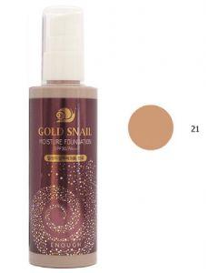 Enough gold snail moisture foundation SPF30 #21 100ml