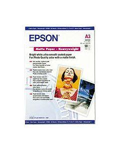 Epson S041261 A3 matte paper