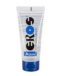 Eros aqua water based lubricant 100ml