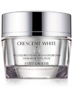 Estée lauder crescent white full cycle brightening rich moisture creme 50ml