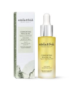 Estelle & thild organic beauty comforting rescue oil 20ml