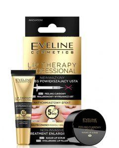 Eveline cosmetics lip therapy professional