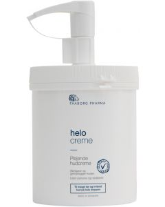 Faaborg pharma helo creme uden parfume 1L (Minus pumpe)