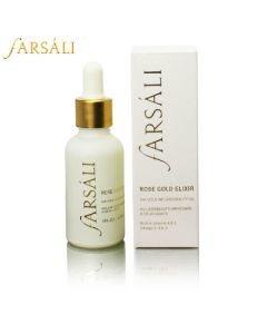 Farsali rose gold elixir 24K gold infused beauty oil 30ml