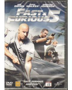 Dvd Blueray Fast & Furious 5