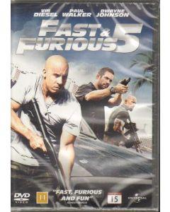 Dvdfilm Fast & Furious 5