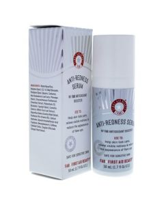 First aid beauty anti-redness serum with fab antioxidant booster 50ml