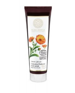 Flora siberica cosmos natural calendula khakassia hair mask 200ml