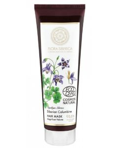 Flora siberica cosmos natural siberian columbine hair mask 200ml