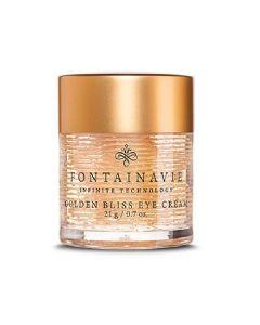 Fontainavie golden bliss eye cream 21g