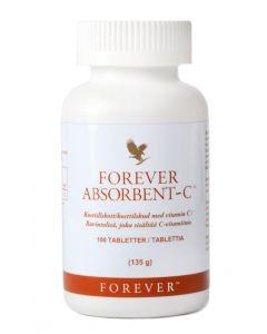 Forever absorbent-c kosttilskud 100 tabletter