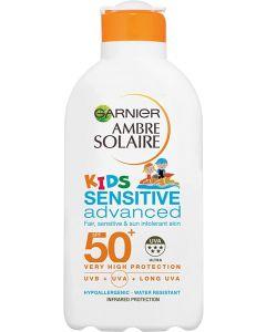 Garnier ambre solaire kids sensitive advanced 50+ very high protection 200ml