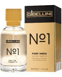 G bellini for men eau de toilette no 1 50ml