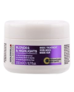 Goldwell dual senses blondes & highlights 60sec treatment 200ml
