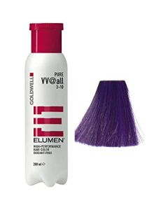 Goldwell pure VV@all elumen high-performance hair color oxidant-free 200ml