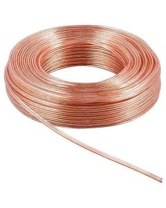 Goobay speaker cable diameter 2x1,5mm 100% copper 100m