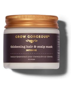 Grow gorgeous thickening hair & scalp mask intense 60ml