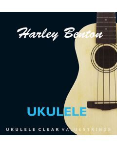 Harley benton ukulele clear value strings
