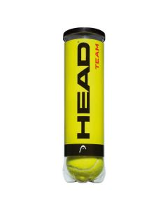 Head team 4 tennis balls