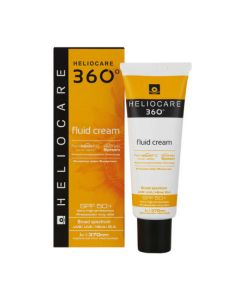 Heliocare 360 fluid cream SPF50+ very high protection 50ml