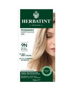 Herbatint permanent haircolour gel 9N honey blonde 150ml