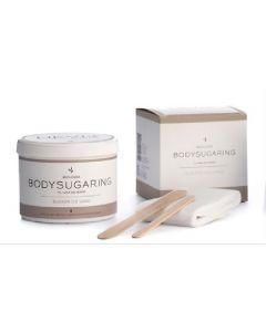 Hevi sugaring økologisk bodysugaring 100% naturligt hårfjerningsprodukt 100g